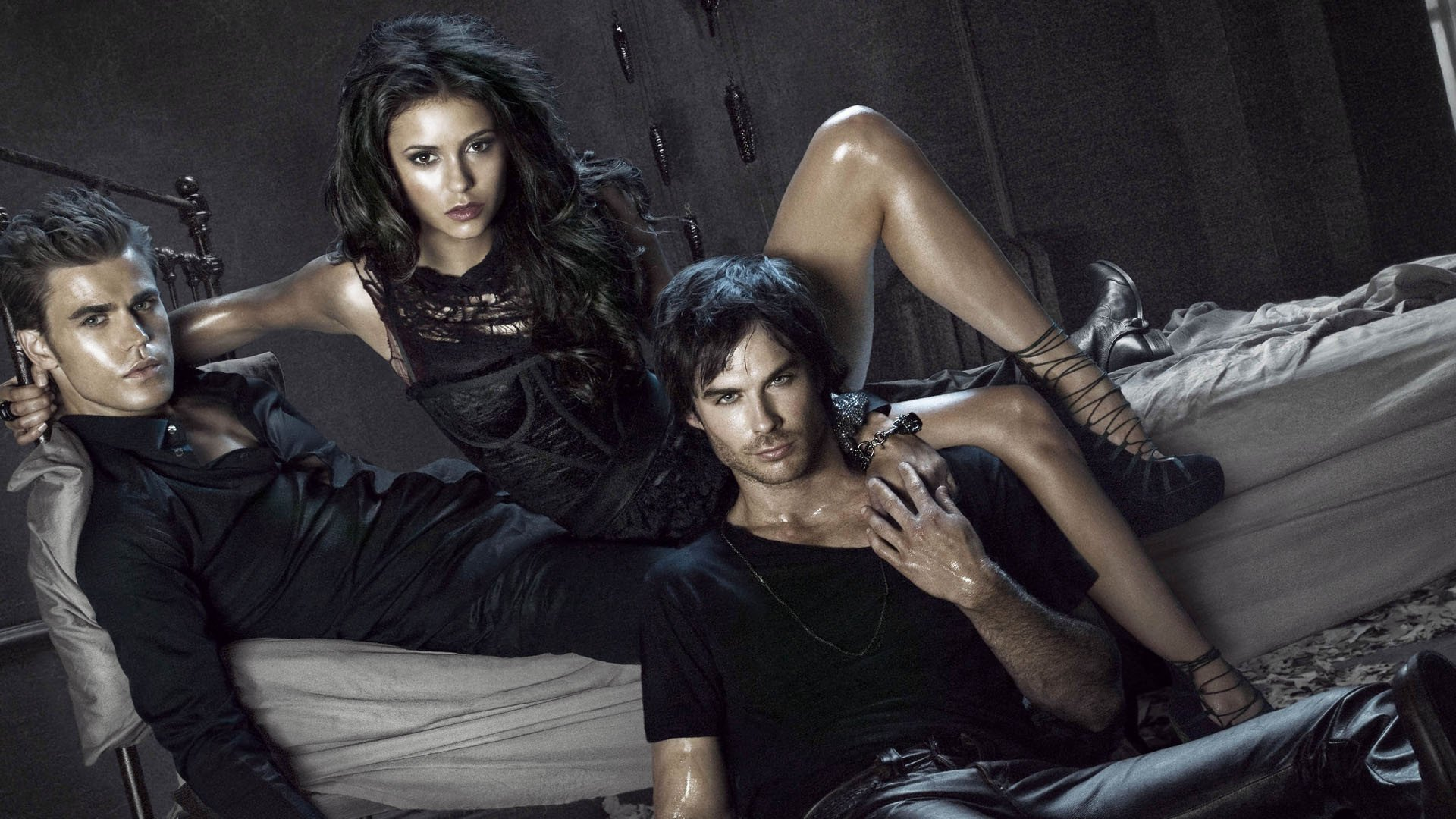 Wallpaper The Vampire Diaries: The Vampire Diaries HD Wallpapers, Pictures, Images