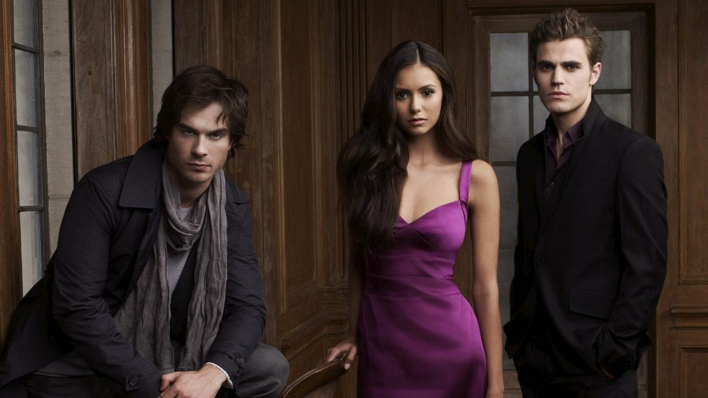 The Vampire Diaries HD Full HD Wallpaper