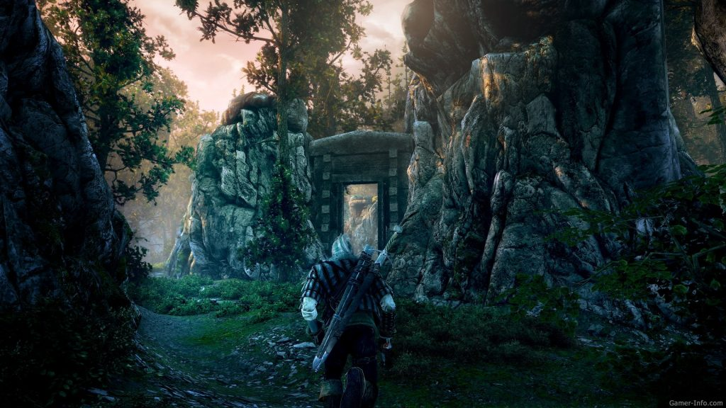 The Witcher 2: Assassins Of Kings Full HD Background