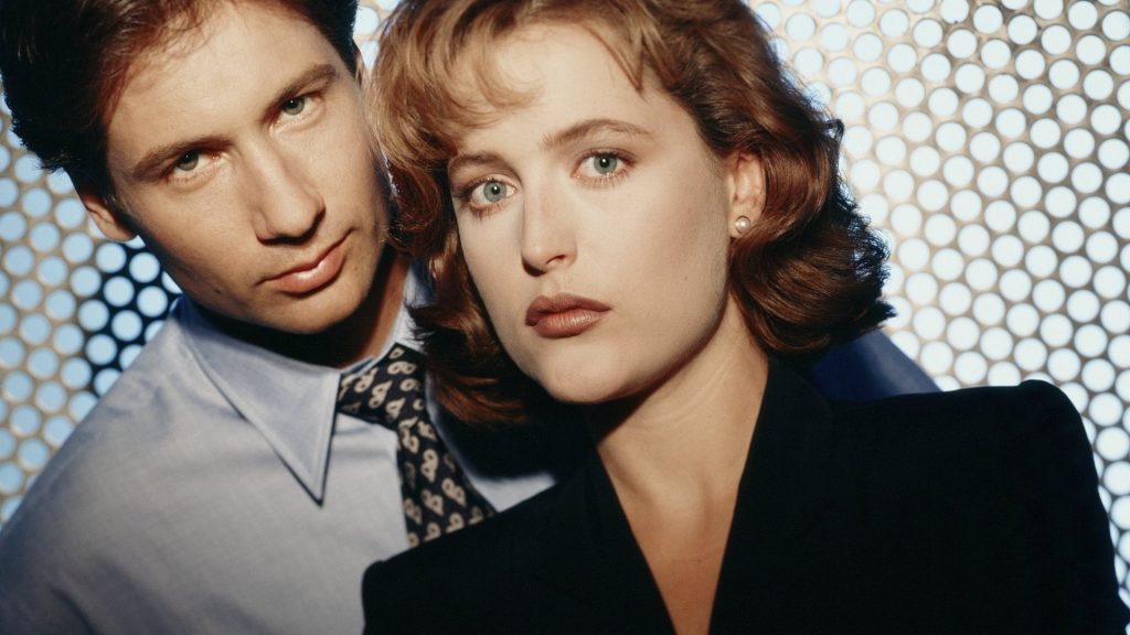 The X-Files HD Full HD Wallpaper