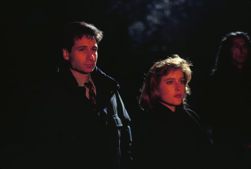 The X-Files HD Wallpaper