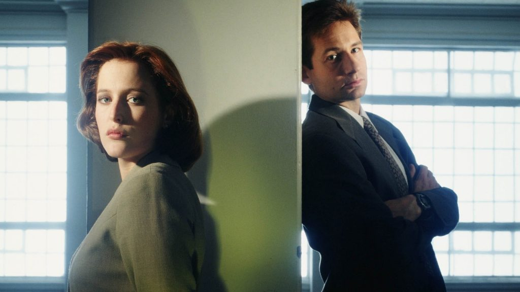 The X-Files HD Full HD Background