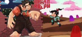 Wreck-It Ralph Backgrounds