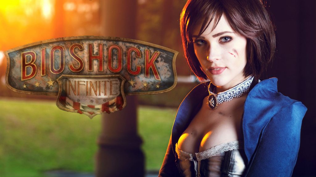 Bioshock Infinite Full HD Wallpaper