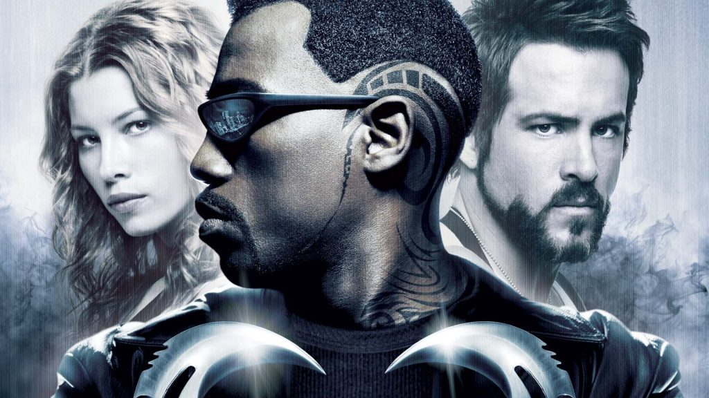 Blade: Trinity Full HD Wallpaper