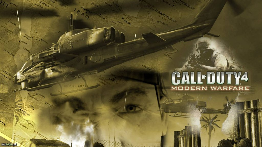 Call Of Duty Full HD Wallpaper