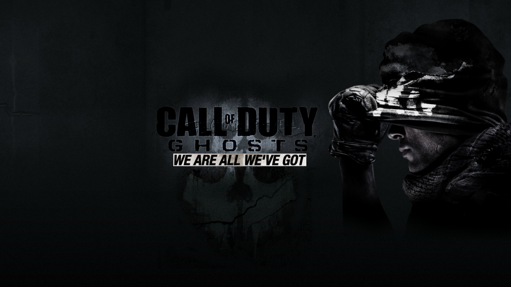 Call Of Duty: Ghosts Full HD Wallpaper
