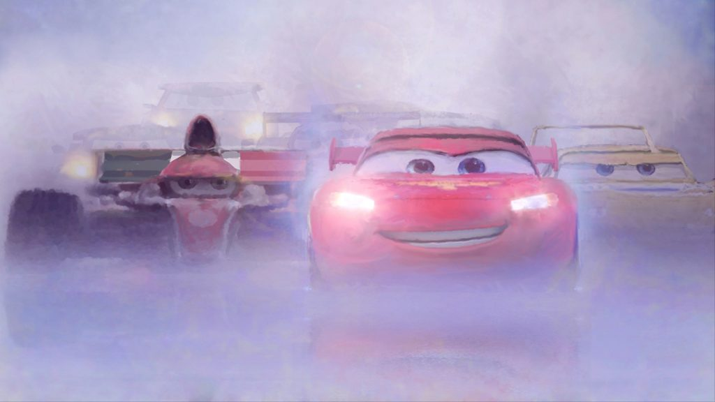 Cars 2 Full HD Wallpaper