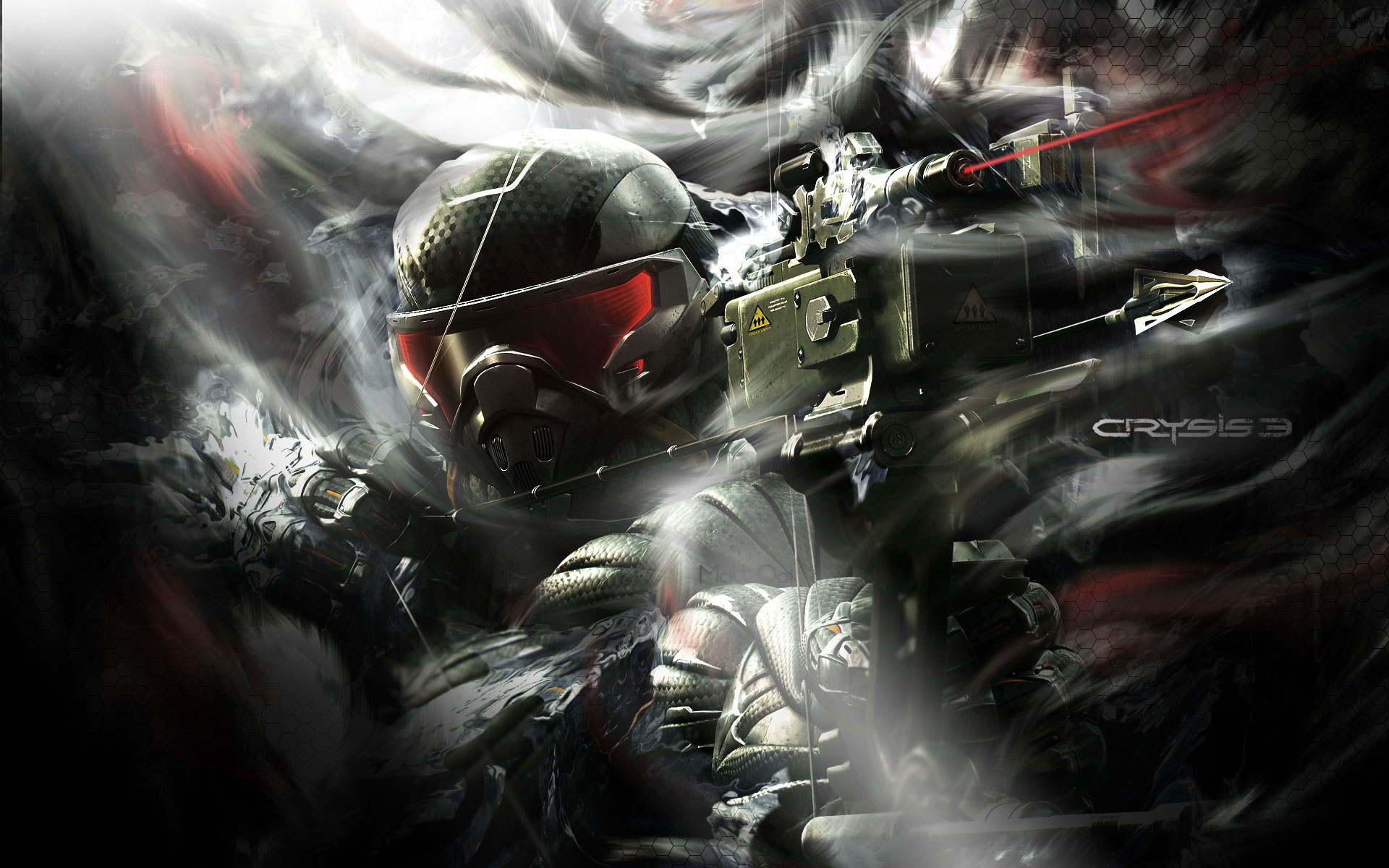 Crysis 3 Widescreen Background