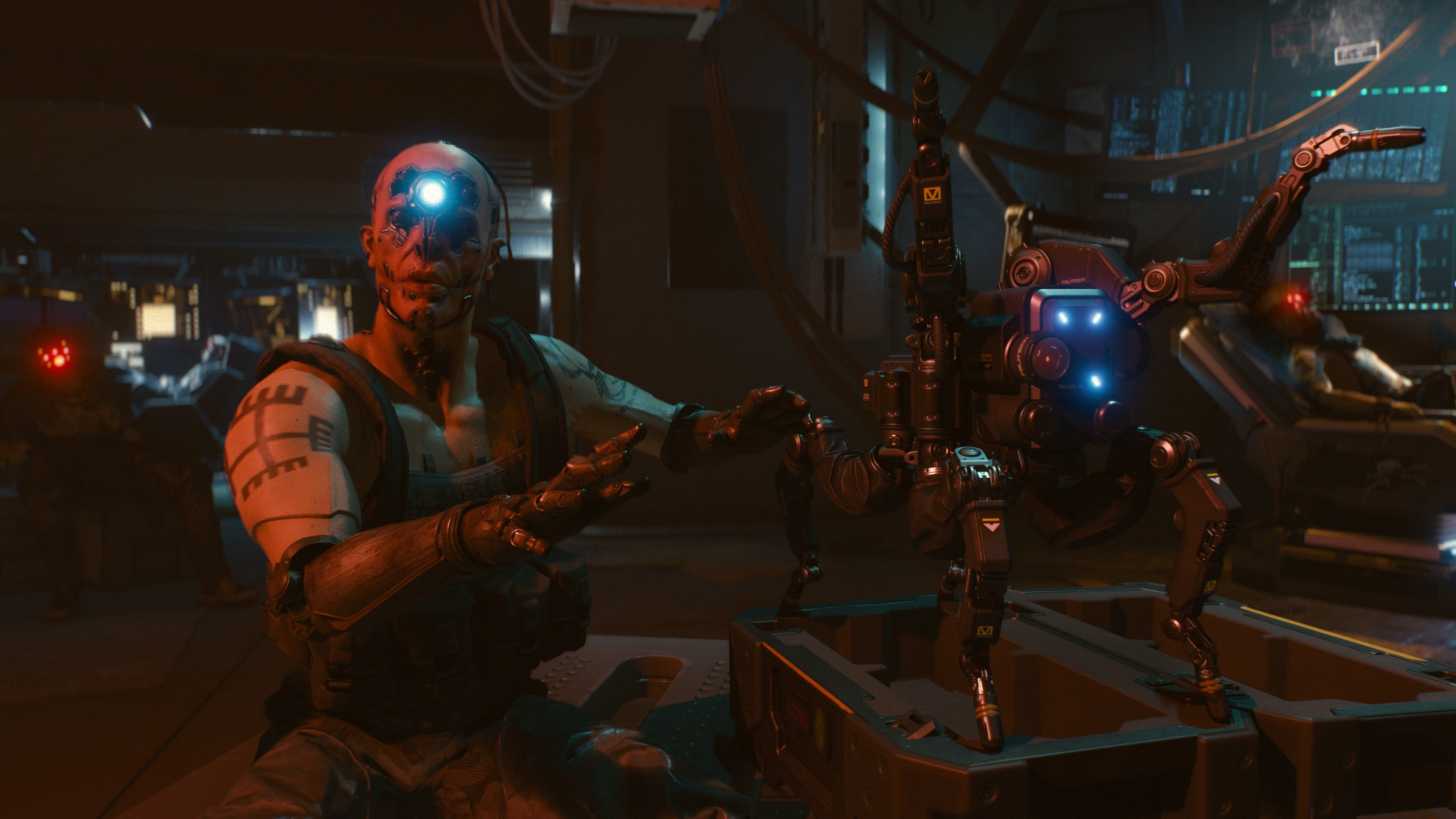 Cyberpunk 2077 Wallpapers, Pictures, Images