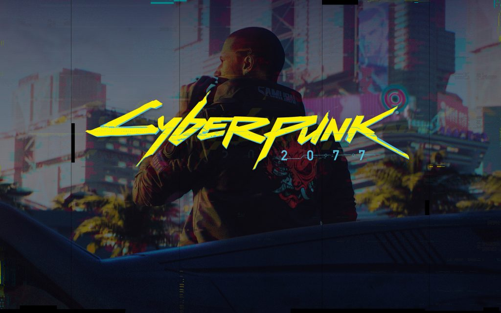 Cyberpunk 2077 Widescreen Wallpaper