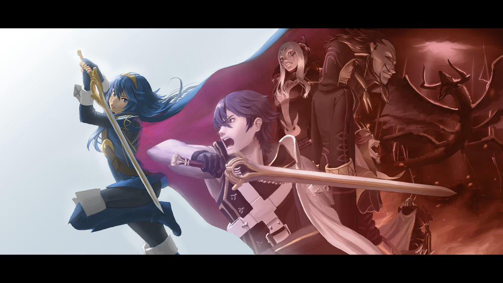 Fire Emblem Awakening Full HD Wallpaper