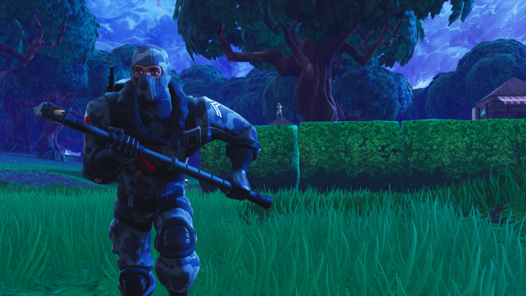 Fortnite Full HD Wallpaper