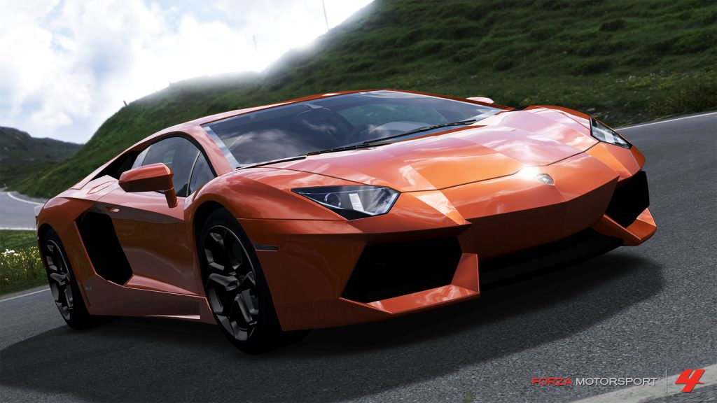 Forza Motorsport 4 Quad HD Wallpaper