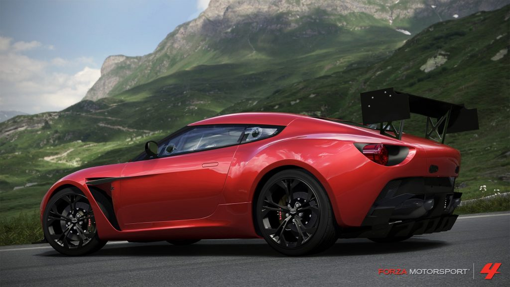 Forza Motorsport 4 Full HD Wallpaper