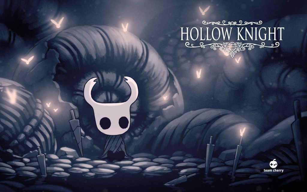 Hollow Knight Widescreen Wallpaper