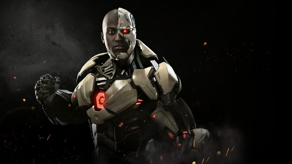 Injustice 2 HD Full HD Wallpaper