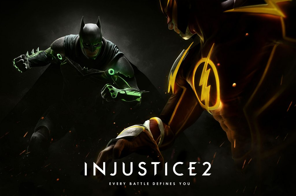 Injustice 2 HD Wallpaper