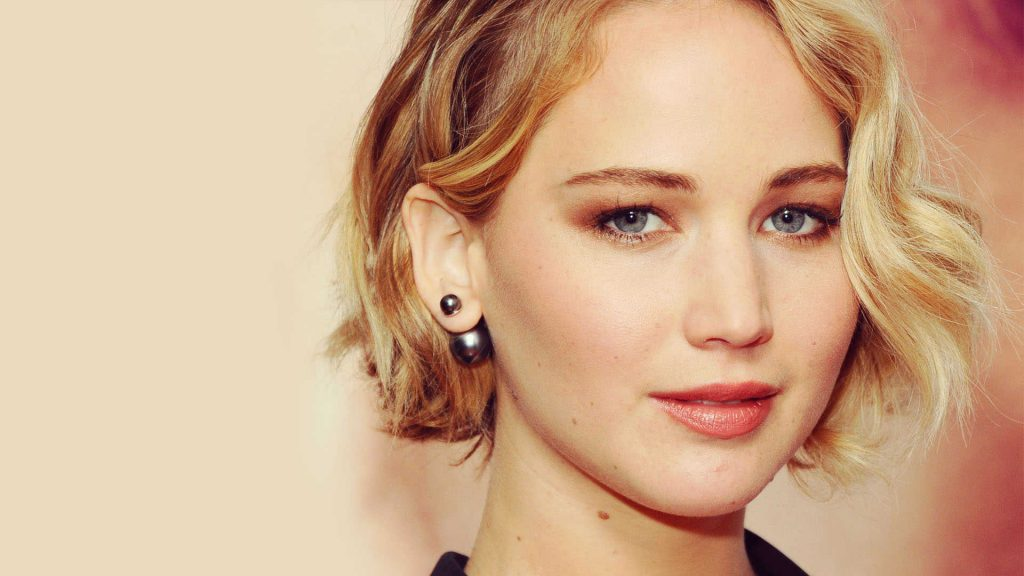 Jennifer Lawrence HD Full HD Background