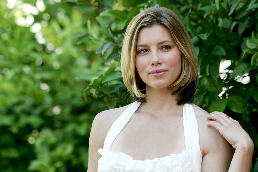 Jessica Biel HD Wallpaper