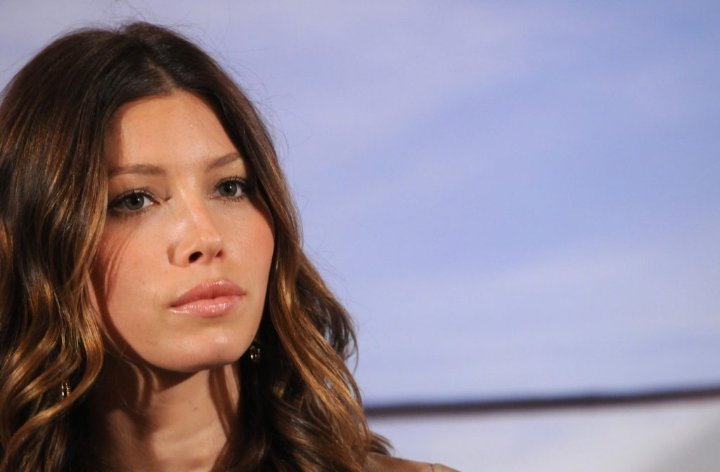 Jessica Biel HD Background