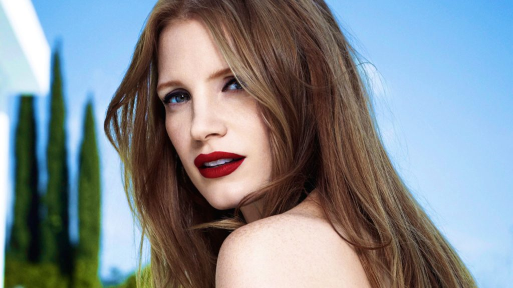 Jessica Chastain HD Full HD Wallpaper