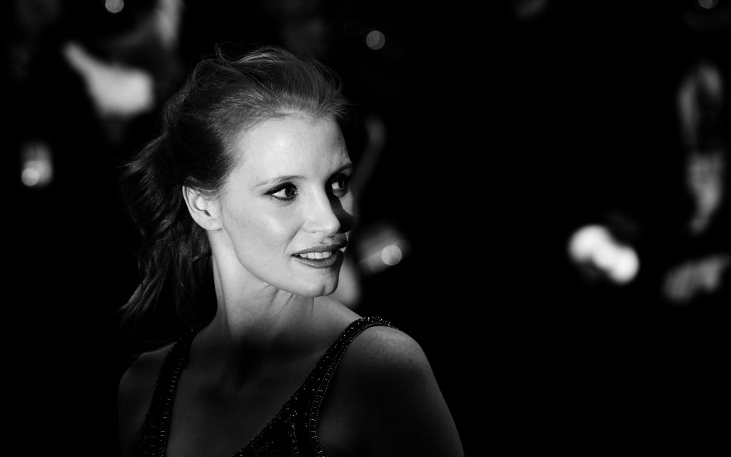 Jessica Chastain HD Wallpaper