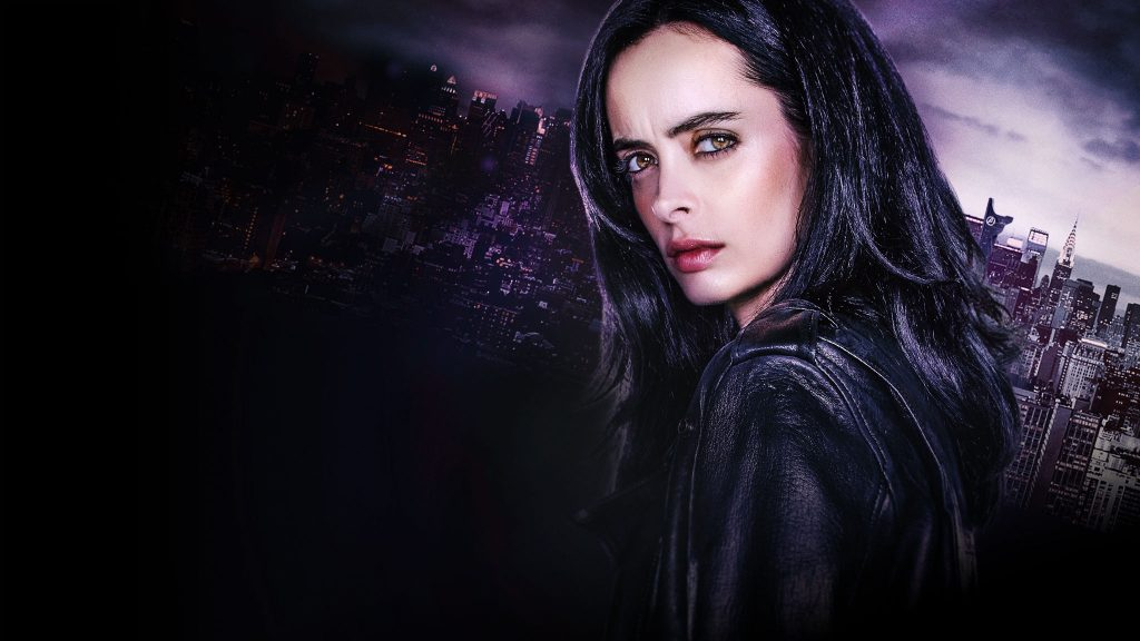 Jessica Jones Dual Monitor Wallpaper