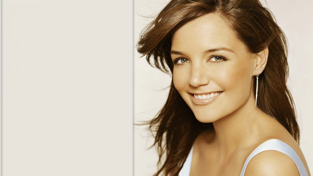 Katie Holmes Full HD Background