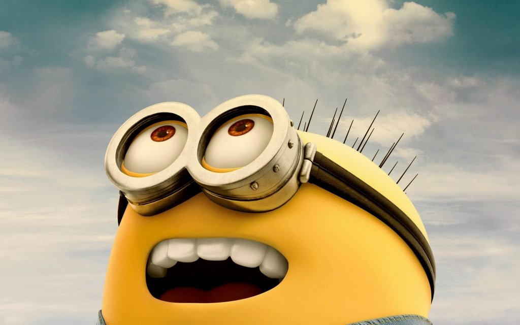 Minions Widescreen Background