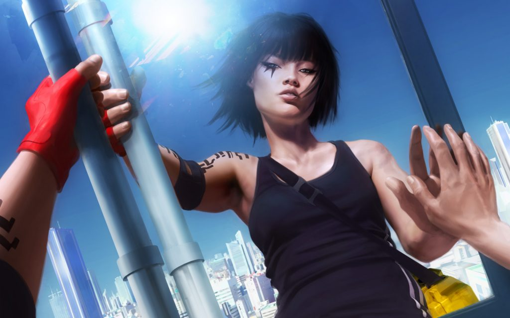 Mirror's Edge HD Widescreen Wallpaper
