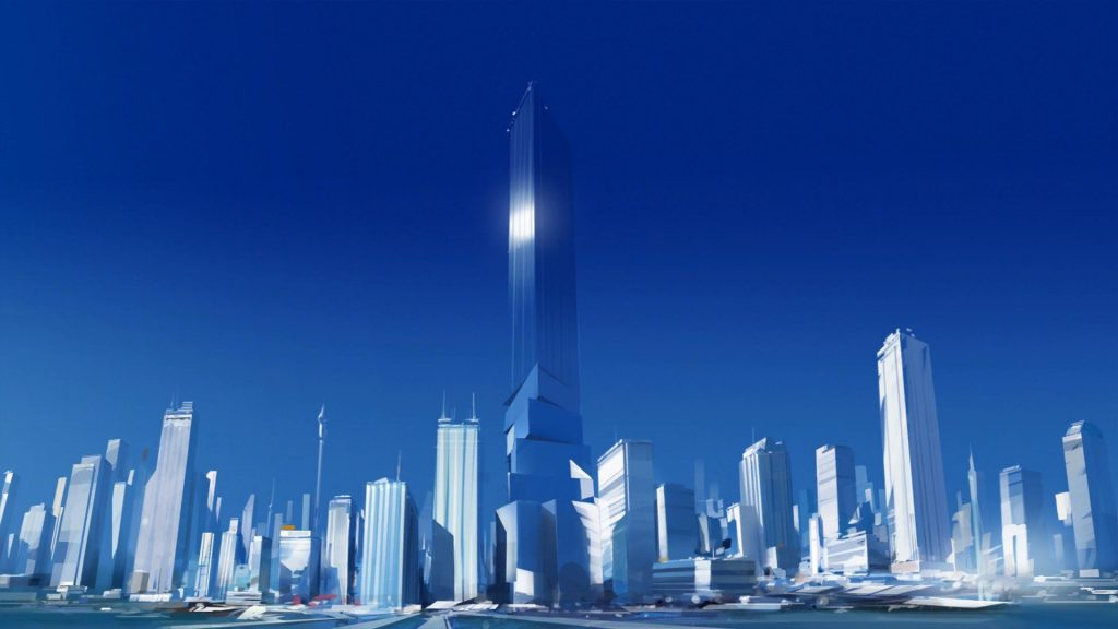 Mirror's Edge HD Full HD Wallpaper