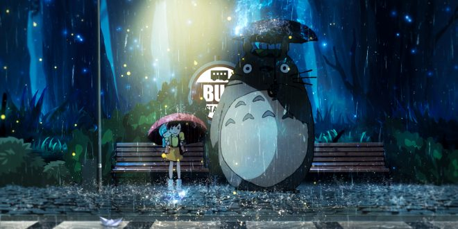 My Neighbor Totoro Backgrounds