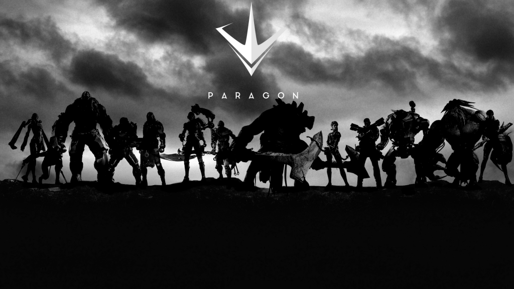 Paragon Full HD Background