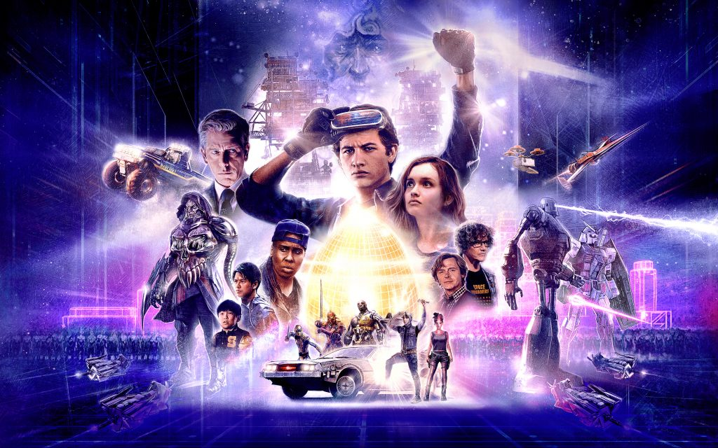 Ready Player One 4K Ultra HD Wallpaper