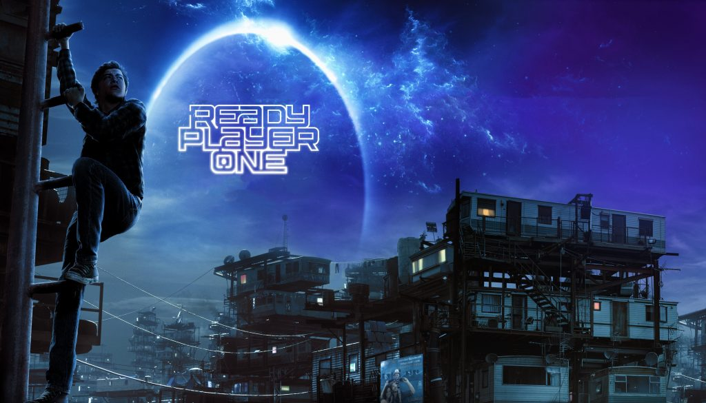 Ready Player One Wallpaper