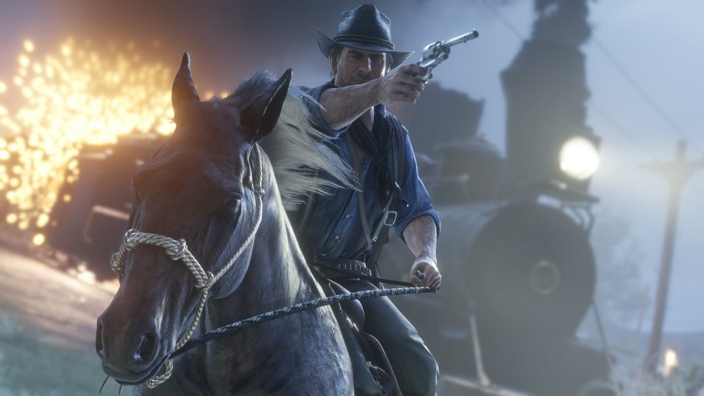 Red Dead Redemption 2 4K UHD Wallpaper