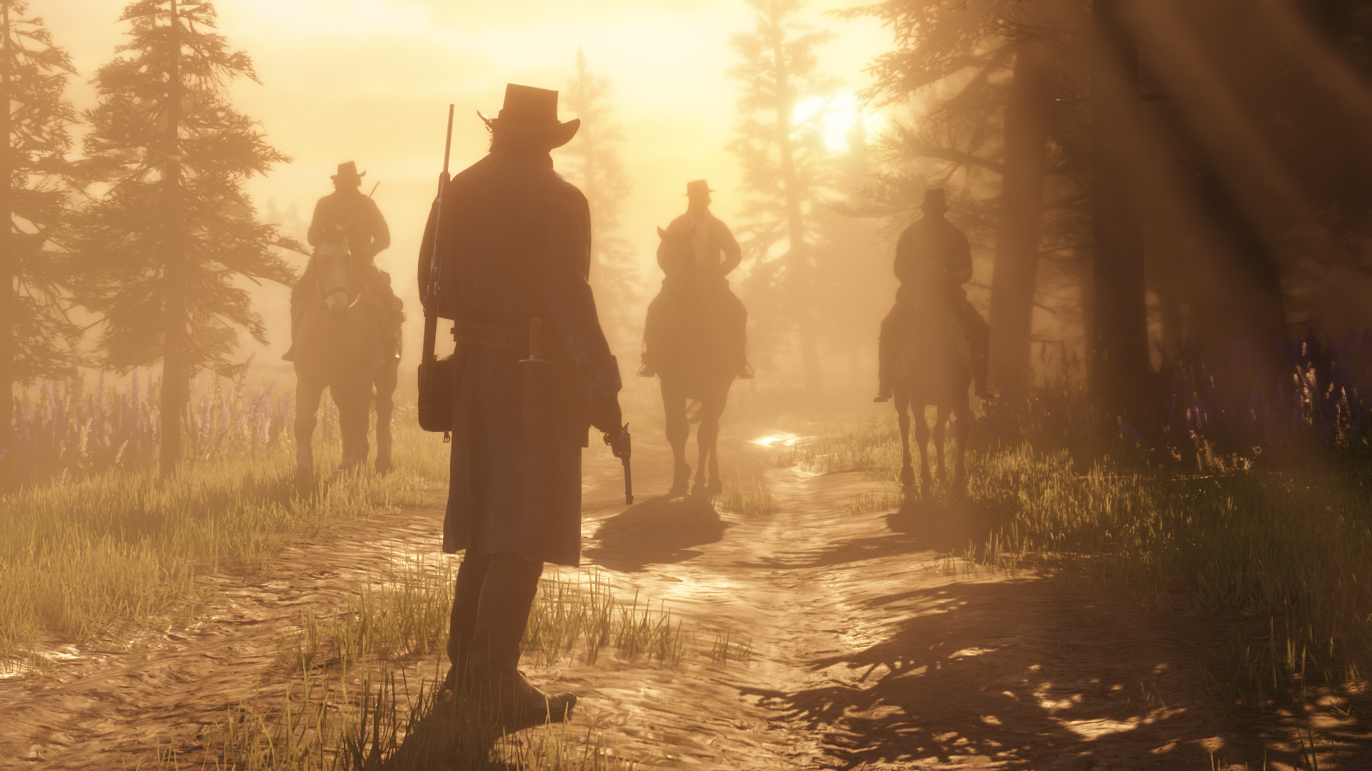 Red Dead Redemption 2 Wallpapers Pictures Images