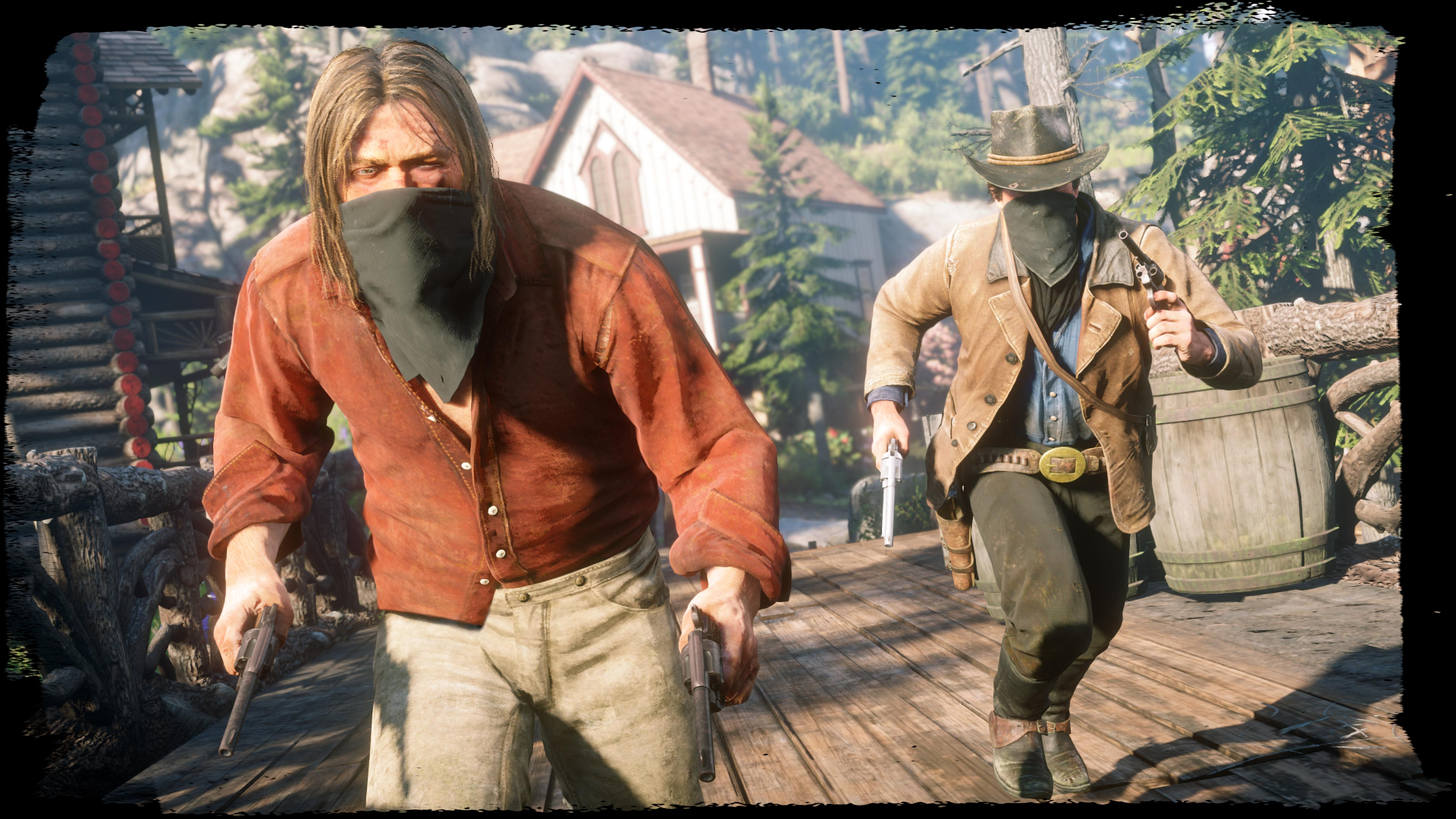 Red Dead Redemption 2 Wallpapers, Pictures, Images