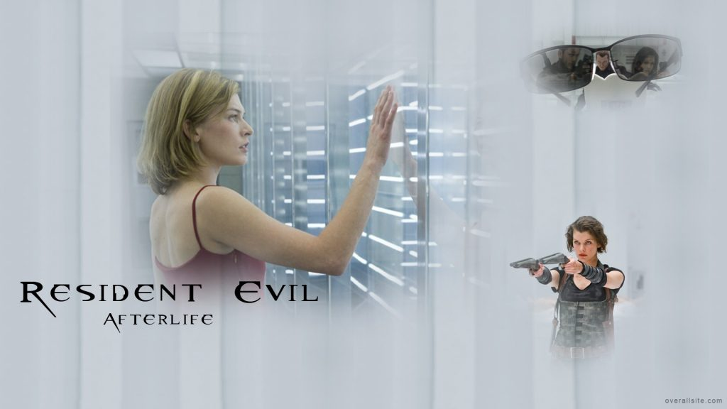 Resident Evil: Afterlife Full HD Wallpaper