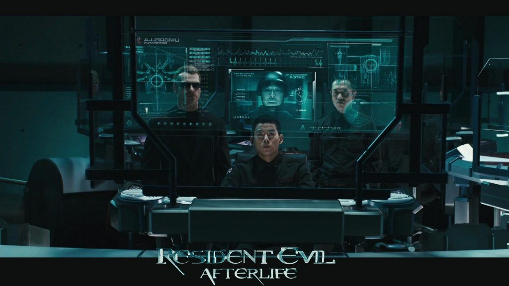 Resident Evil: Afterlife Dual Monitor Wallpaper