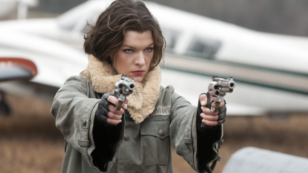 Resident Evil: Afterlife Wallpaper