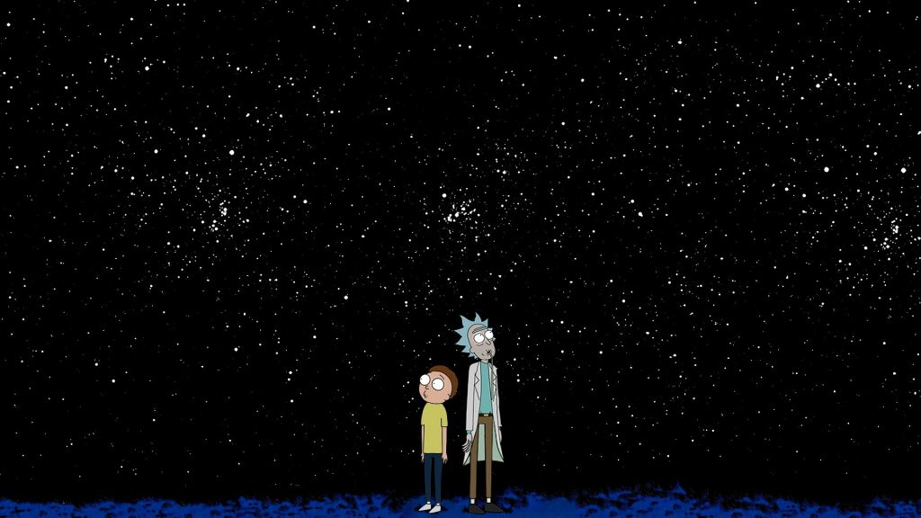 Rick And Morty Full HD Wallpaper