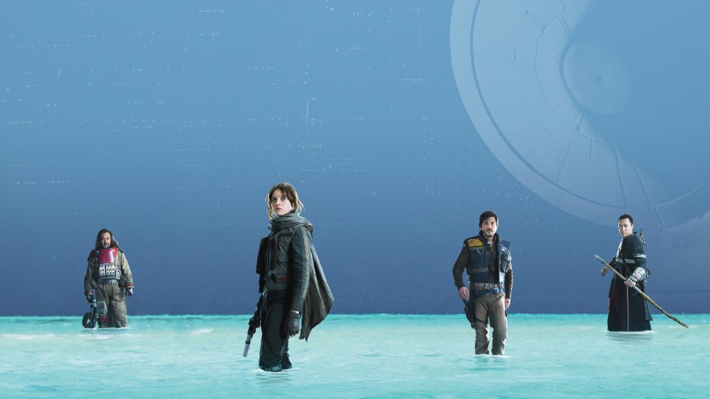 Rogue One: A Star Wars Story 5K HD Wallpaper
