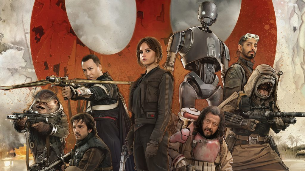Rogue One: A Star Wars Story Full HD Wallpaper