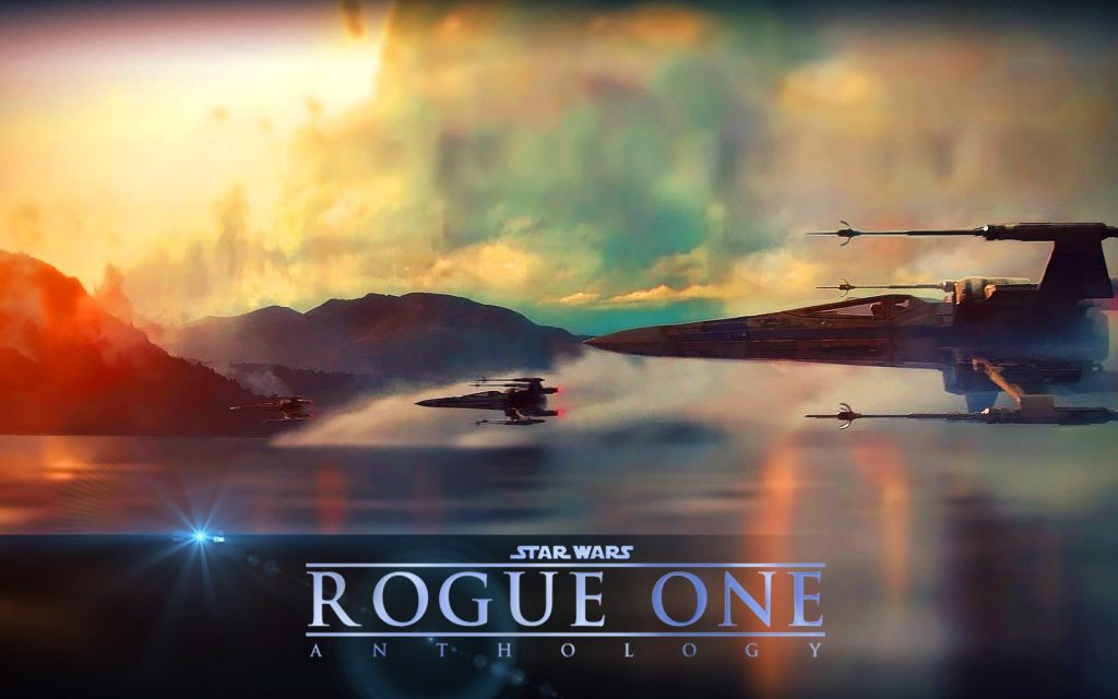 Rogue One: A Star Wars Story Widescreen Wallpaper