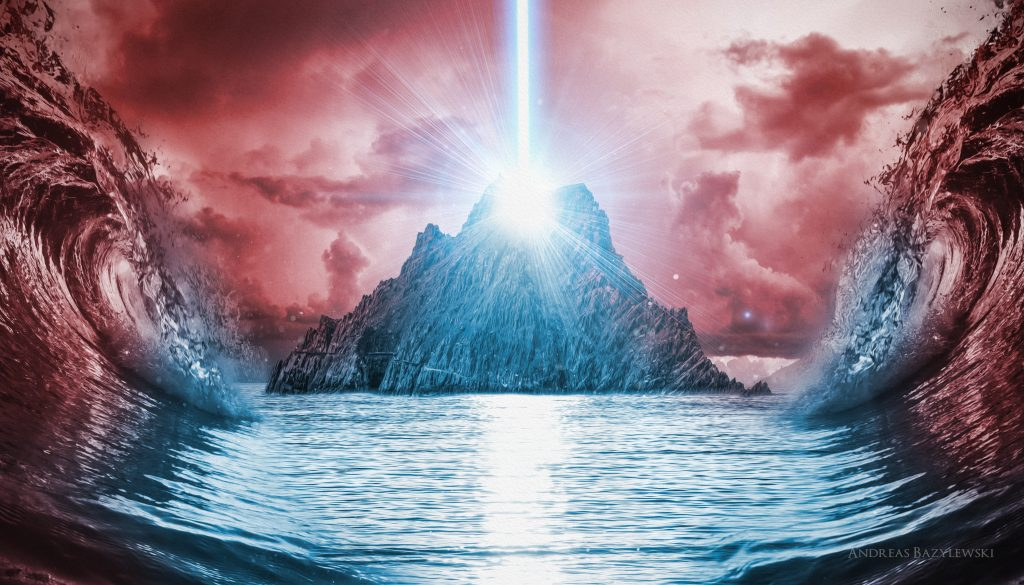 Star Wars: The Last Jedi Background