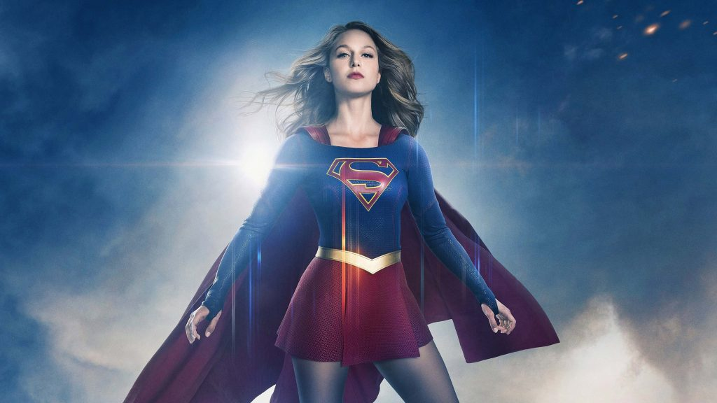 Supergirl 5K HD Wallpaper