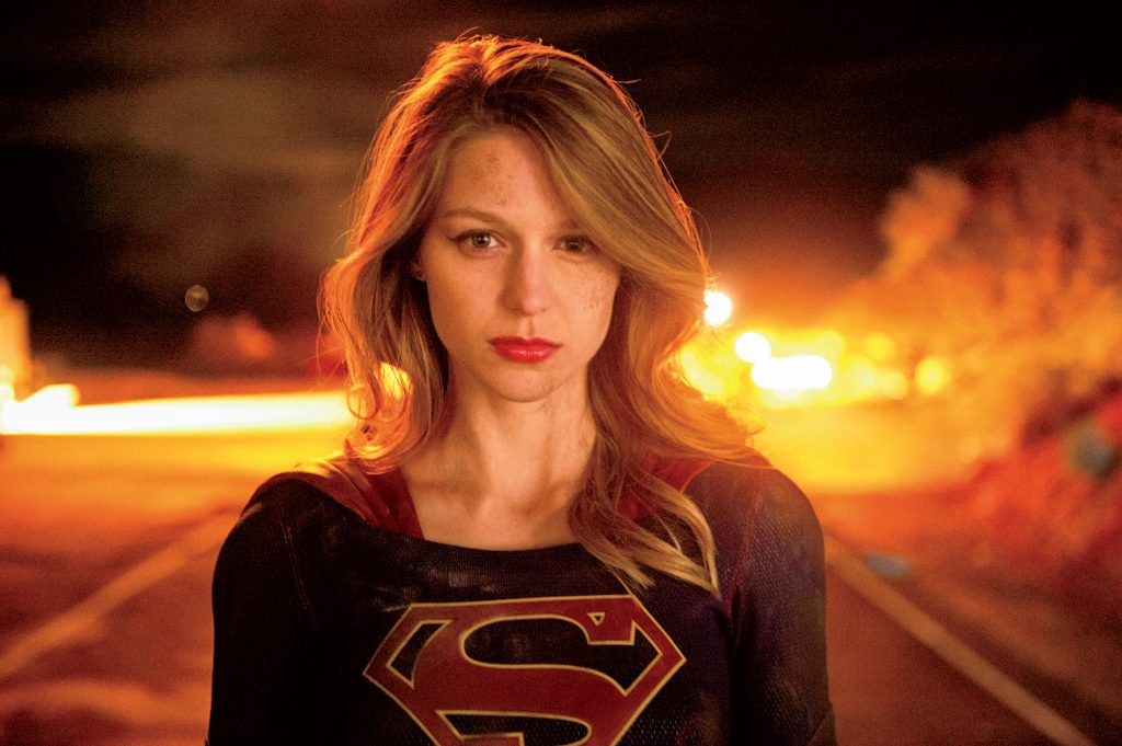 Supergirl Wallpaper