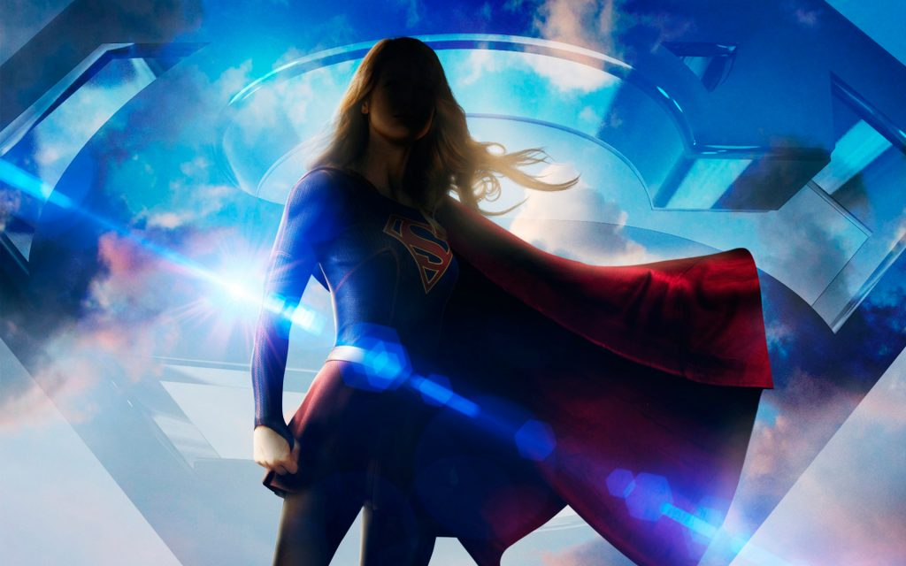 Supergirl Widescreen Wallpaper
